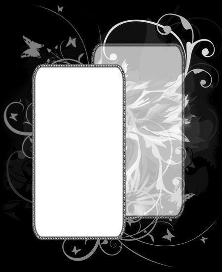 cadre photo filtre